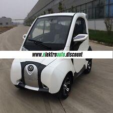 City-Flitzer - Elektroauto – Leichtkraftfahrzeug - 45 km/h … nur Moped-Vers.