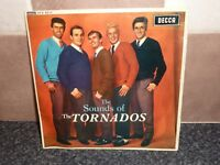 THE TORNADOS THE SOUNDS OF MONO EP DECCA DFE8510 VG
