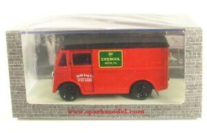 Morris PV Elva Race Support Truck (Bp) 1947 1:43 Spark
