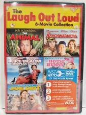 The Laugh out Loud 6 Movie Collection Joe Dirt Animal (DVD, Columbia, 2013) NEW