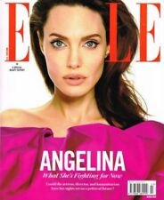 March Elle Magazines for Women