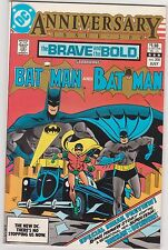 BRAVE AND THE BOLD #200 BATMAN (Intro:KATANA;SUICIDE SQUAD)