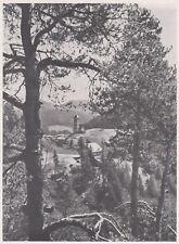 D4409 Avelengo - Maso chiuso di S. Caterina - Stampa d'epoca - 1942 old print