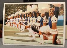 Dallas Cowboys Cheerleaders Vintage 1981 Series 5X7 Set Of 30 Cards