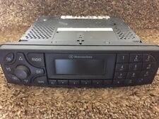 Mercedes Benz Alpine Radio Tuner Rare Manual CD CM1010 W203 C240 C320 C32 C230