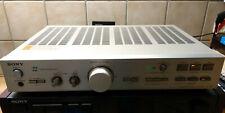Sony TA-F45 Stereo Verstärker 80er Retro Vintage in Silber