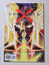 UNIVERSE X (2000) 0 1 2 3 4 5 6 7 8 9 10 11 & 12 COMPLETE & WIZARD SP. ALEX ROSS