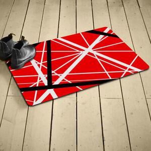 Van-Halen-Rocks Indoor Outdoor Rug Mat Anti-Slip Bath