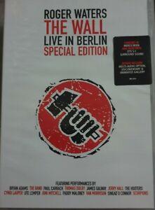 DVD du concert THE WALL : LIVE IN BERLIN de Roger Waters (Pink Floyd)