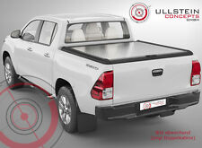 Abdeckung Aluminiumdeckel Mountaintop Toyota Hilux Extrakabine ab 2016