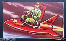 il mondo del futuro 112 picture cards figurine lampo 1959 figurines lampo cromos