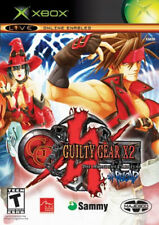 Guilty Gear X2 Live Xbox New Xbox, Xbox