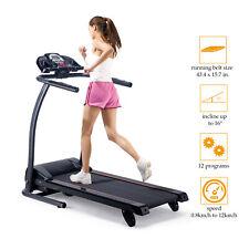 1.5hp Treadmill Electric Motorized Foldable Running Fitness Machine Upgraded dsu