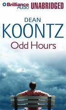 Odd Hours  Odd Thomas Series  2012 by Koontz, Dean 1469241471 Ex-library