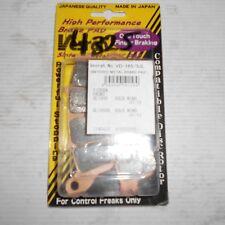 HONDA FRONT BRAKE PADS GL1800 GOLDWING GL1800 A GOLDWING VD-165/3JL VESRAH