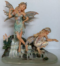 More details for ltd ed faerie poppets faerie cascades by christine haworth a/f