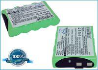 6.0V battery for UNIDEN Panasonic PQKK-10093, BT-9100, BT-9100, GES-PCM02 Ni-MH