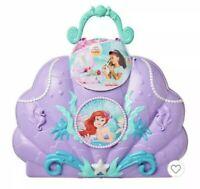 New Disney Princess Ariel's Vanity Under The Sea Tabletop Music & Light's Vanity