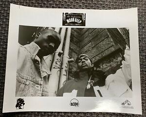 "Vintage MOBB DEEP - Loud Records O.G. 10 x 8"" PROMO ONLY 1995 photo SUPER RARE!"