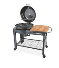Gardenline Kettle BBQ Barbecue Trolley