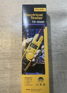 Genuine Fluke T5-1000 Voltage, Continuity & Current Tester