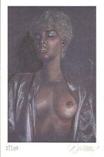 RENAUD: JESSICA BLANDY. Ex-libris signé (k)