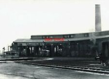 PHOTO  GERMAN RAILWAY -  WANNE EIKEL DEPOT 02/74 AT THE TIME OF MY VISIT IT HOUS