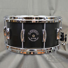 Gretsch Snare Drum Limited Edition 14x7 3mm Aluminum in Black #15 of 50 G4170D