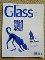 Glass Quarterly 2006 Tobias Mohl Vessels Jerry Pethick Greg Grenon Reverse Paint