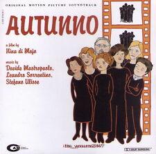Autunno-Original Soundtrack [1998] | Mastropaolo/Sorrentino/Ulisse | CD