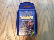 Lord Of The Rings Return Of The King Top Trumps! Look At My Other Listings!