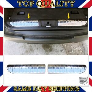 Chrome Baggage Inner Sill Protector 2 pcs For RANGE ROVER SPORT L494 2013-UP