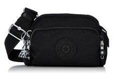 NEW Kipling Jenera S Small across body shoulder  bag Rich black origin Rrp£93