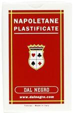Carte da Gioco Napoletane dal Negro plastificate