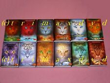 Warrior Cats Staffel 1 & 2 Die neue Prophezeiung (Erin Hunter) _ Gebunden