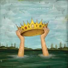 """Josh Ritter - Fever Breaks (NEW 12"""" MINT GREEN VINYL LP)"""