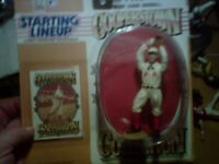 Cy Young Action Figurine Card Kenner Starting Lineup Cooperstown Collection 1994