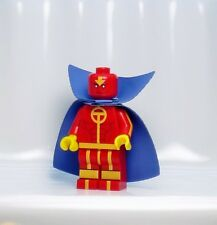 A865 Lego CUSTOM Printed Batman 3 Game INSPIRED RED TORNADO MINIFIG Superhero