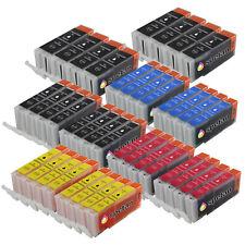 40x XXL PATRONEN für CANON PIXMA MX725 MX925 MG5450 MG5550 MG5655 MG6450 IP7250