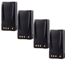 4x 2000mAh Li-Ion Knb-57L Battery for Kenwood Tk-2140 Tk-3140 Tk-2160 Tk-3160 Us