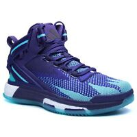 Adidas D Rose 6 Boost Primeknit Trainers Basketballschuhe Schuhe blau Shoes NEU