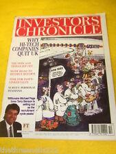 INVESTORS CHRONICLE - DIVORCE REFORM - MARCH 7 1997