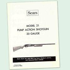 Terrific J C Higgins Hunting Shotgun Manuals For Sale Ebay Wiring Cloud Mangdienstapotheekhoekschewaardnl