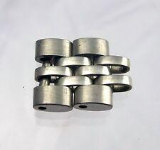 Rolex Datejust 10mm Jubilee Watch Bracelet Ladies Oval Steel Link