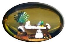 Steeping and Soaking Paperweight - Annie Lee - New!