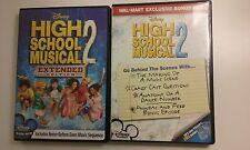 High School musical 2 extended edition dvd & Bonus dvd (zac efron & V.hudgens)