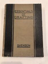 Essentials of Drafting - Carl Lars Svensen Third Edition Book - Manual