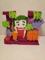 Fisher Price Imaginext DC Super Friends Joker Fun House Playset Mattel 2009