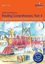 Brilliant Activities for Reading Comprehension, Year 4 (2nd Ed): Engaging...