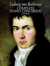 Complete Piano Concertos in Full Score (Music Series), Chamber Music, General, P